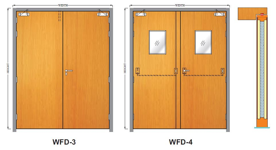 Wooden Fire Rated Door Manufacturer In Ahmedabad Orissa Rajasthan